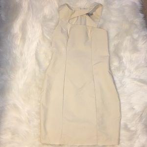 Ivory/Cream ASOS dress
